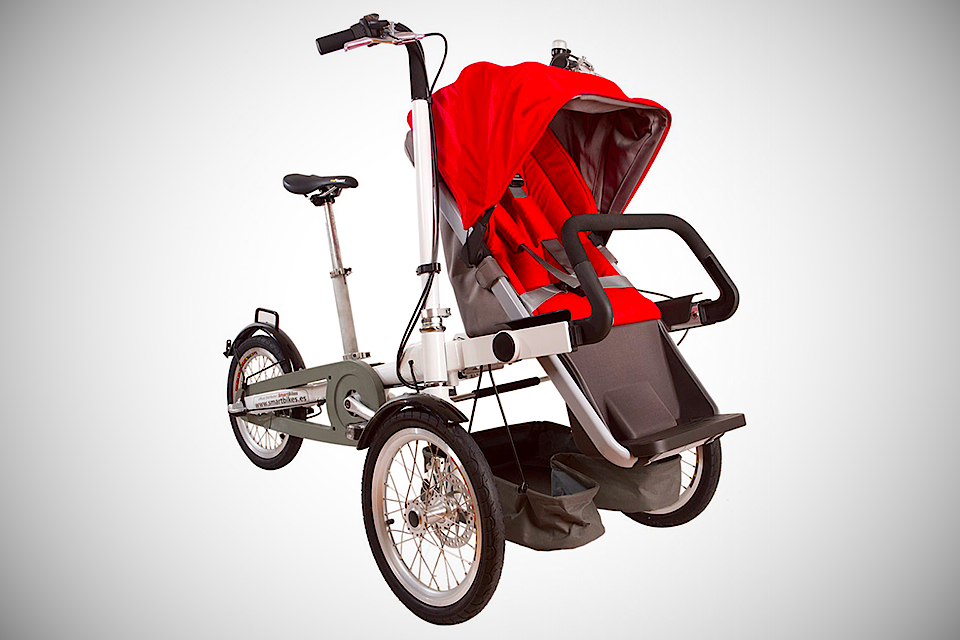 bicyclestroller