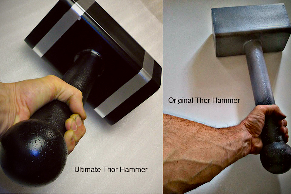 thorhammerscompared