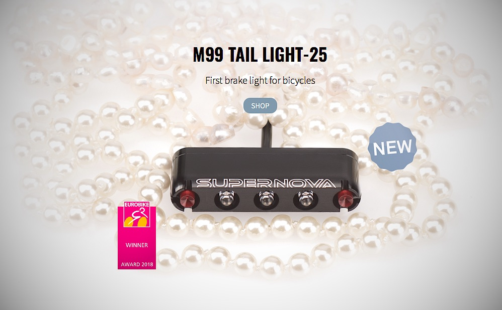 Brightest Tail Light