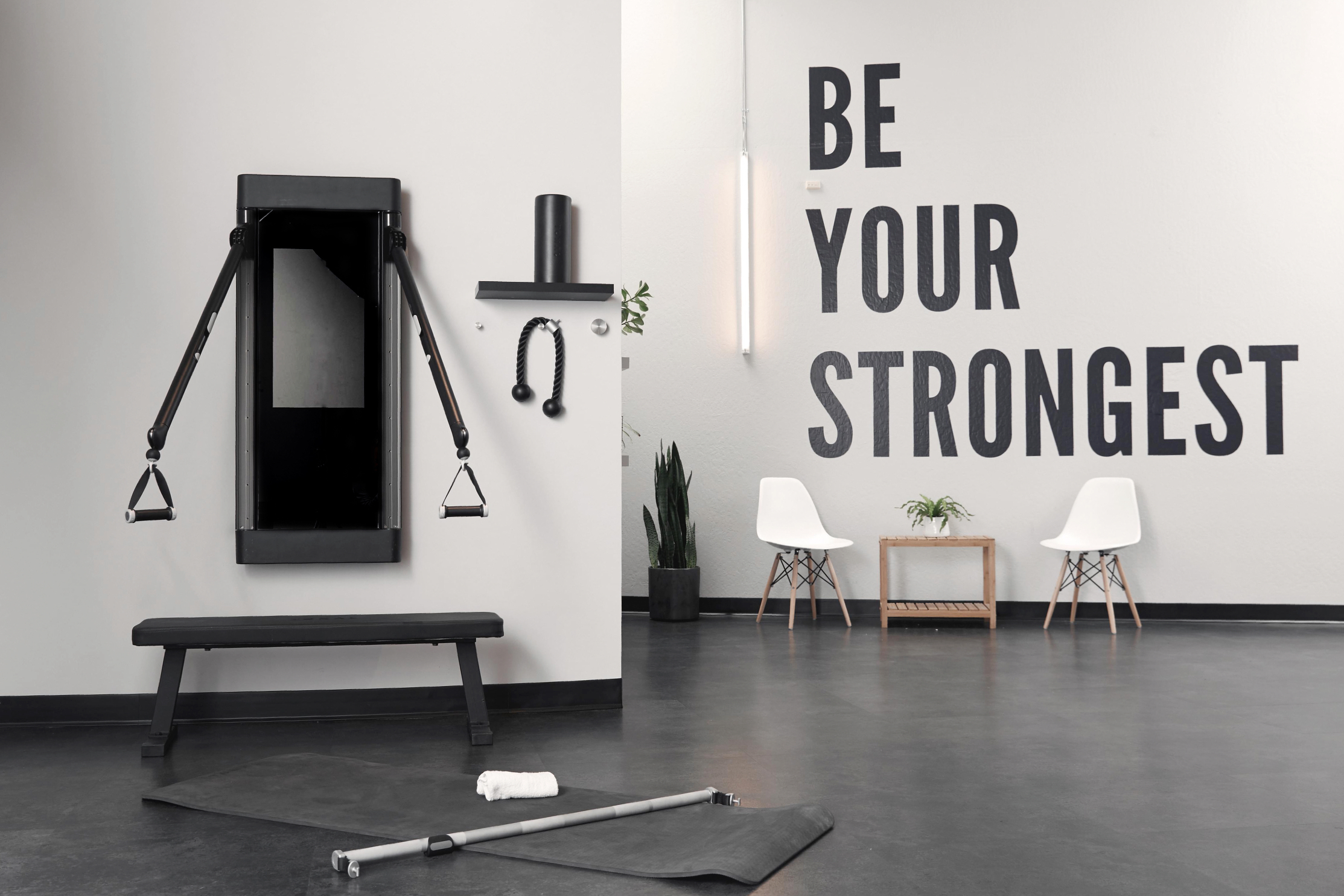 tonal poster be your strongest
