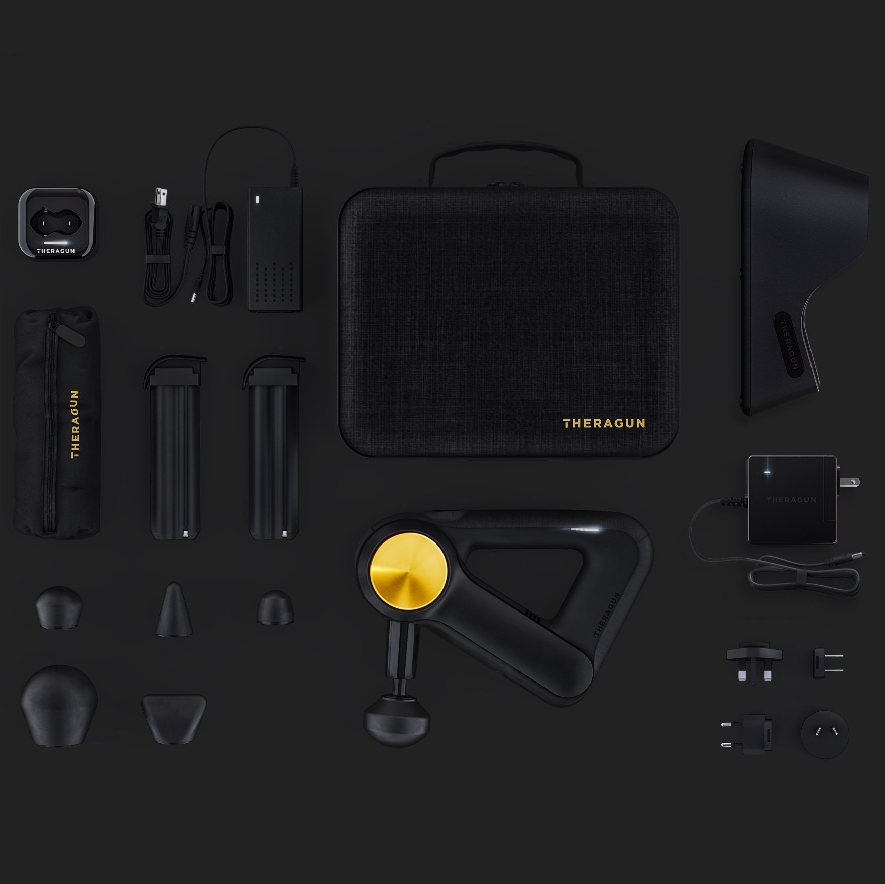 What's included with the Gold edition G3Pro